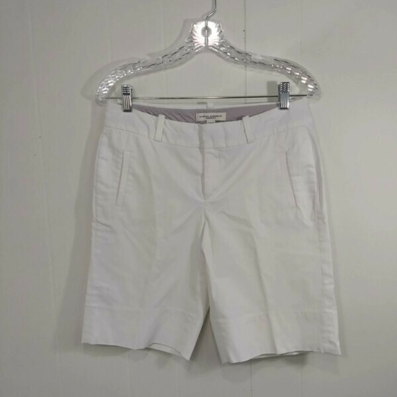 Banana Republic Pants - Banana Republic Size 6 Martin Fit White Walking